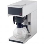 Filterkaffeemaschine 1,6 Liter, inklusive Glaskanne, 205 x 385 x 455 mm (BxTxH)
