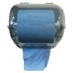 Jantex Papierspender für blaue Wischtuchrollen