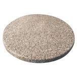 Bolero Tischplatte rund 60cm Granitlook
