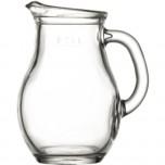 Karaffe aus Glas 0,25 Liter