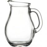 Karaffe aus Glas 0,5 Liter