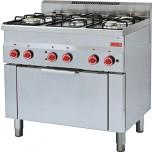Gastro M 600 Gasherd 60/90 CFGE