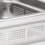 Gastronormbehälter Serie PREMIUM, GN 1/1 (40mm), perforiert