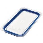 Araven Deckel für GN1/3 Lebensmittelbehälter blau