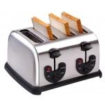 Toaster (4 Toasts),  340 x 305 x 195 mm,