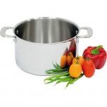 Kochtopf ohne Deckel, Ø 280 mm, Höhe 160 mm, 9,8 Liter