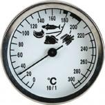Einstech-Thermometer, Temperaturbereich 0 °C bis 300 °C