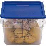 Lebensmittelbehälter mit Maßeinheit, 11,4 Liter