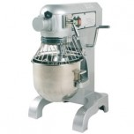 Mixer 490 x 410 x 640 mm, Teig-Kapazität: 4 kg, 10 Liter,