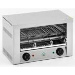 Toaster, 453x274x288 mm, mit 3 Toast-Halterungen,