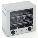 Toaster, 452x274x403 mm, mit 2 x 3 Toast-Halterungen,