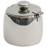 Zuckerdose, aus Edelstahl, 0,3 Liter