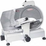 Aufschnittmaschine mit teflonbeschichtetem Messer 250 mm