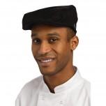 Chef Works Küchenleiter Kappe schwarz M