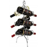 Weinflaschenhalter für 6 Flaschen