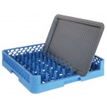 Geschirrspülkorb TABLETTS blau