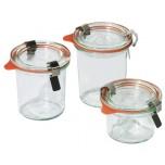 Einmachglas-Klammern 1 Beutel  12 Stück