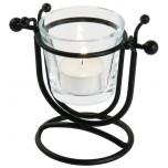 Teelichthalter Wippe 12 cm