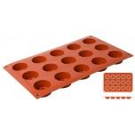 Silikon-Backmatte Petits-Fours, 4 cm