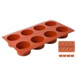 Silikon-Backmatte Cylinder, 6 cm