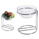 Buffetständer mit Glas 20 cm
