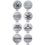 Türsymbol KLEIDERBÜGEL