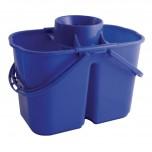 Jantex doppelter Moppeimer blau 7L + 8L