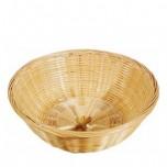 Brotkorb, Ø 20 cm, Bambus