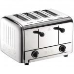 Dualit Toaster 4 Schlitze