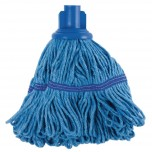 Jantex antibakterieller Moppkopf blau