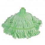 Jantex antibakterieller Moppkopf grün
