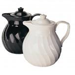 Kinox isolierte Teekanne 600ml weiß
