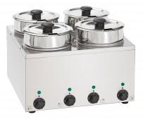 Bain-Marie Hot Pot 4x 3,5 Liter