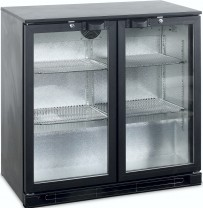 Backbar-Kühlschrank BA 200 G - Esta