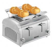 Toaster TS40, 4 Scheiben