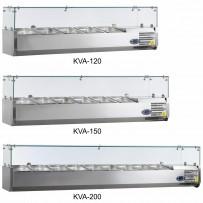 Kühlaufsatz KVA-150 GN 1/3 - Esta