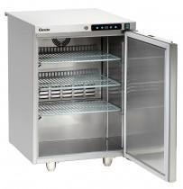 Kühlschrank Umluft, 161L, CNS