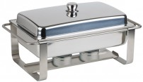 Chafing Dish -CATERER PRO- 64 x 35 cm, H: 34 cm