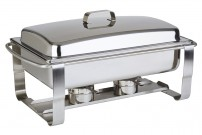 Chafing Dish -CATERER- 67 x 35 cm, H: 35 cm, 9 Liter