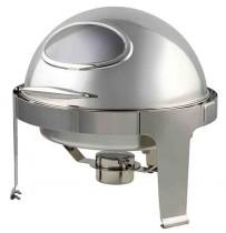 Chafing Dish -WINDOW- Ø 48 cm, H: 46 cm