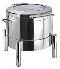 Chafing Dish rund -PREMIUM- 44 x 48 cm, H: 39 cm