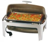 Rolltop-Chafing Dish -ELITE- 67 x 47 cm, H: 45 cm, 11 Liter