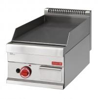 Gastro M 650 Gas Grillplatte 65/40 glatt