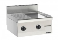 Griddleplatte 600, B600, 1/2-1/2