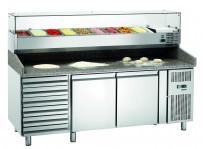 STL Pizzakühltisch GL26640