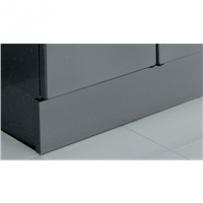 frontseitige Fußblende für, 800 mm Elemente, H in mm: 180