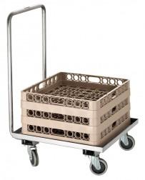 Transportwagen für Geschirrkörbe