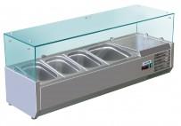 Aufsatzkühlvitrine VRX VRX 1200/380