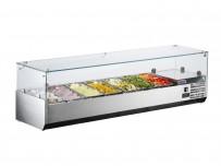 Aufsatzkühlvitrine VRX VRX 1600/380