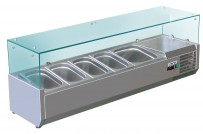 Aufsatzkühlvitrine VRX VRX 1400/380